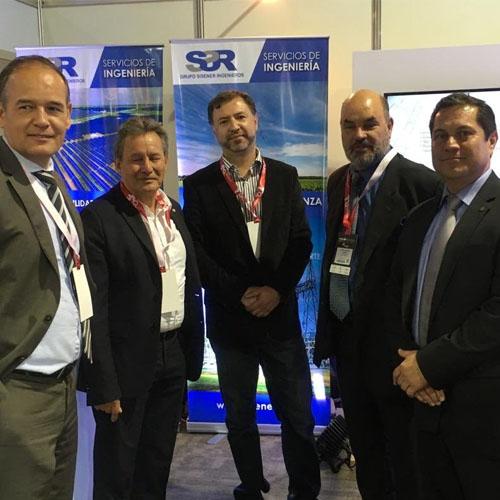 Grupo Sisener Ingenieros en Expoenergia Ecuador