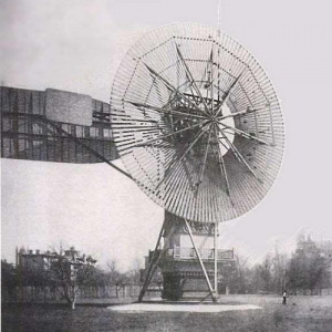 Historia de la tecnología eólica